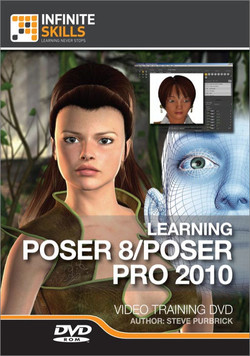 Learning Poser 8 / Poser Pro 2010