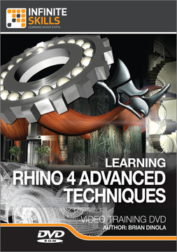 Learning RHINO 4 Advanced Rhino Techniques