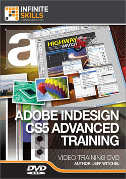 Adobe InDesign CS5 Advanced Training