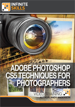 Photoshop CS5 for Photographers