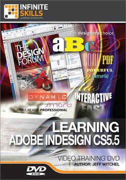 Adobe InDesign CS5.5 Training Video