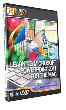 Learning Microsoft PowerPoint 2011 For The Mac