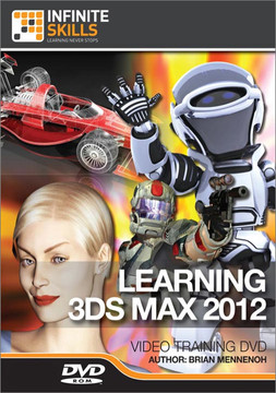 Learning 3DS Max 2012