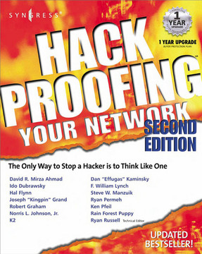 Hack Proofing Your Network, 2nd Edition