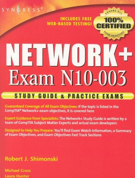 Network+ Study Guide & Practice Exams