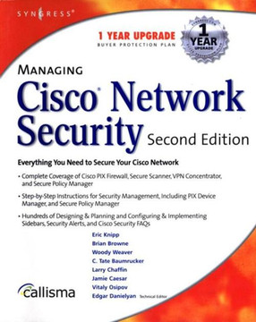 Managing Cisco Network Security 2E, 2nd Edition