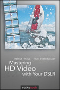 Cover image for Mastering HD Video with Your DSLR