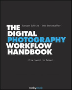 Cover image for The Digital Photography Workflow Handbook