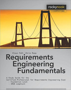 Cover of Requirements Engineering Fundamentals