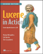 Cover of Lucene in Action, Second Edition