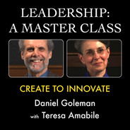 Cover of Leadership: A Master Class - Create to Innovate