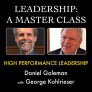 Cover of Leadership: A Master Class - High Performance Leadership