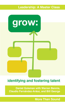 Grow: Identifying and Fostering Talent