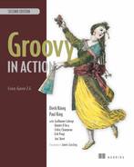 Cover of Groovy in Action, Second Edition