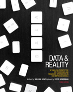 Cover of Data and Reality: A Timeless Perspective on Perceiving and Managing Information in Our Imprecise World, 3rd Edition