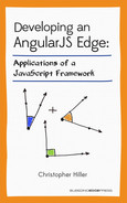 Cover of Developing an AngularJS Edge
