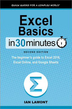 Excel Basics In 30 Minutes, 2nd Edition, 2nd Edition
