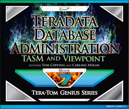 Teradata Database Administration – TASM and Viewpoint