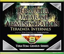 Cover of Teradata Database Administration – Teradata Internals
