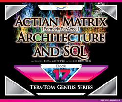 Actian Matrix (Formely ParAccel)  - Architecture and SQL