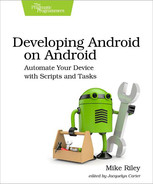 Cover of Developing Android on Android