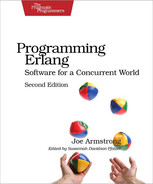 Cover of Programming Erlang, 2nd Edition
