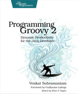 Cover of Programming Groovy 2