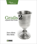 Cover of Grails 2: A Quick-Start Guide