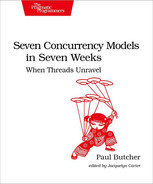 Cover of Seven Concurrency Models in Seven Weeks