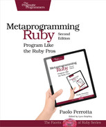 Cover of Metaprogramming Ruby 2