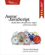 Cover of Async JavaScript