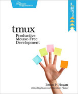Cover of tmux