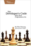 Cover of The Developer's Code