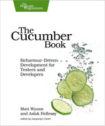 Cover of The Cucumber Book