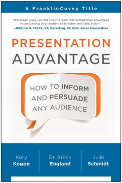 Presentation Advantage: How to Inform and Persuade Any Audience
