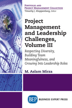 Project Management and Leadership Challenges, Volume III