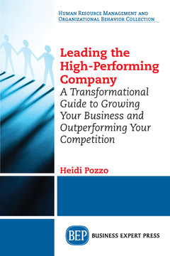 Leading the High-Performing Company