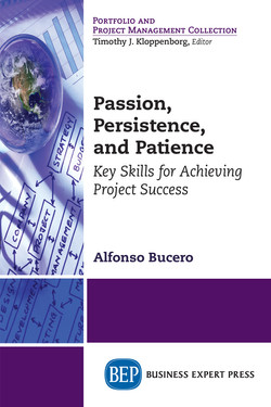 Passion, Persistence, and Patience