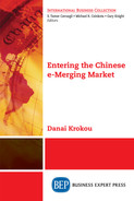 Cover of Entering the Chinese e-Merging Market