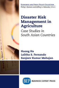 Disaster Risk Management in Agriculture