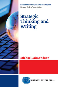 Strategic Thinking and Writing