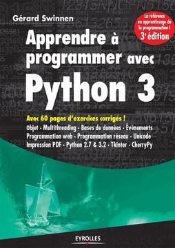 Apprendre à programmer avec Python 3