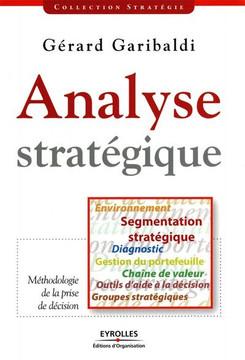 Analyse stratégique, 3 edition