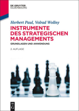 Instrumente des strategischen Managements, 2nd Edition