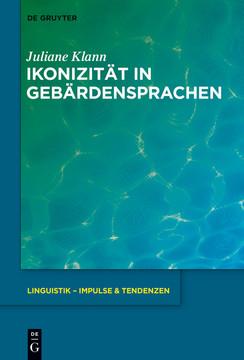 Ikonizität in Gebärdensprachen