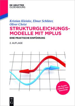 Strukturgleichungsmodelle mit Mplus, 2nd Edition