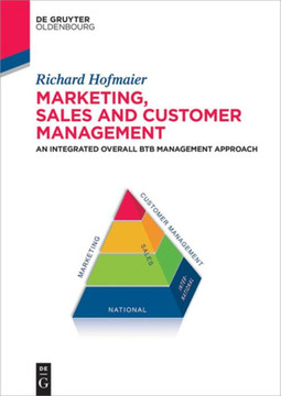 Marketing, Sales and Customer Management (MSC)