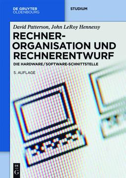 Rechnerorganisation und Rechnerentwurf, 5th Edition