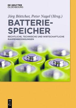 Batteriespeicher