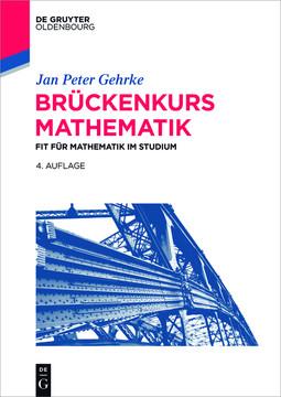 Brückenkurs Mathematik, 4th Edition